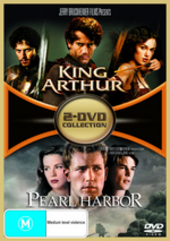 King Arthur / Pearl Harbor - 2-DVD Collection (2 Disc Set) on DVD