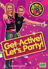 Active Kidz - Get Active! Let's Party! on DVD