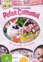 Here Comes Peter Cottontail - The Original TV Classic on DVD