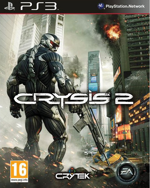 Crysis 2 for PS3