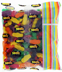 Jelly Babies 1kg - Rainbow Confectionery image