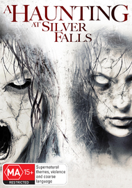 A Haunting at Silver Falls on DVD
