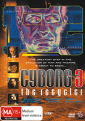 Cyborg 3: The Recycler on DVD