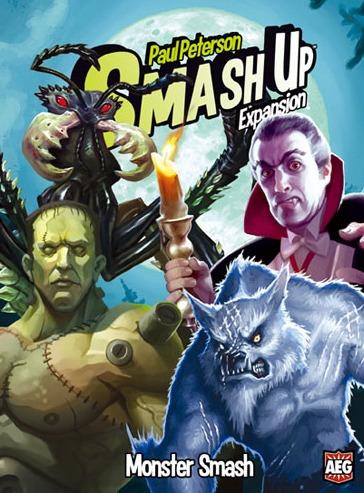 Smash Up: Monster Smash image