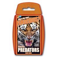 Top Trumps - Predators