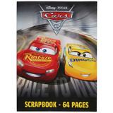 Disney Cars 3 Scrapbook