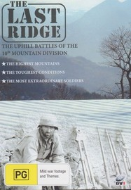 The Last Ridge on DVD