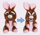Feisty Pets: Vicky Vicious - Transforming Bunny Plush