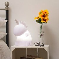 The Giant Unicorn Lamp