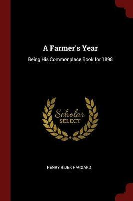 A Farmer's Year by Henry Rider Haggard image