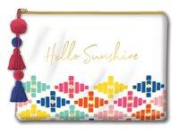 Lady Jayne Glam Cosmetic Bag - Hello Sunshine (Large)