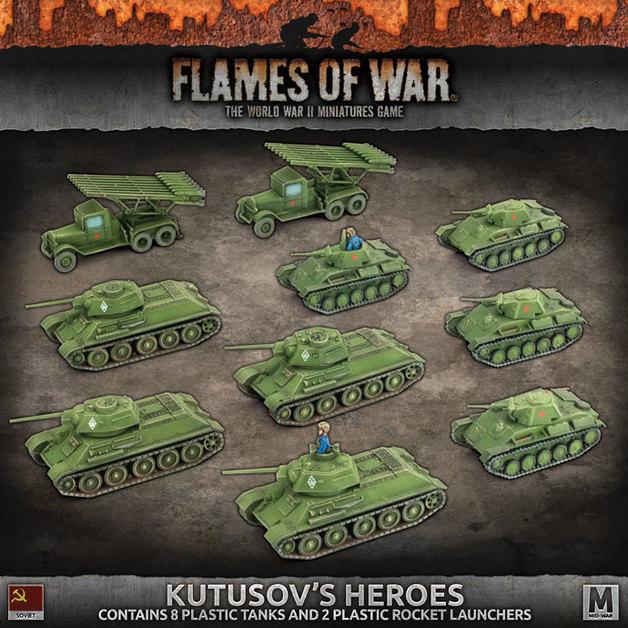 Flames of War: Kutusov's Heroes