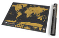 Scratch Off World Map - Deluxe Travel Edition (Luckies of London)