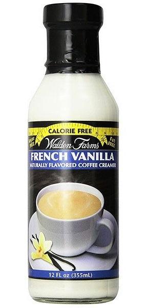 Walden Farms: Coffee Creamer - French Vanilla (355ml)