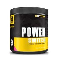Power Switch - Powerful Pre-Workout Complex - Raspberry Lemonade (50 Serves) image