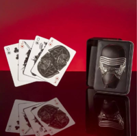 Star Wars Episode IX Playing Cards - In Shaped Tin