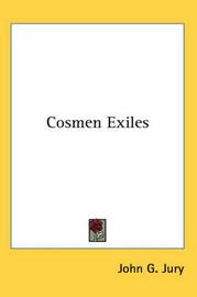 Cosmen Exiles by John G. Jury image