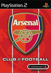 Club Football Arsenal for PS2
