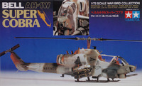Tamiya Bell AH-1W Super Cobra 1:72 Model Kit