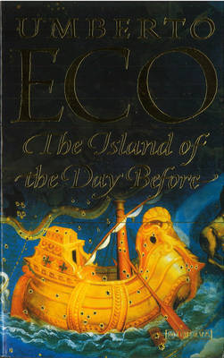 The Island of the Day Before by Umberto Eco image