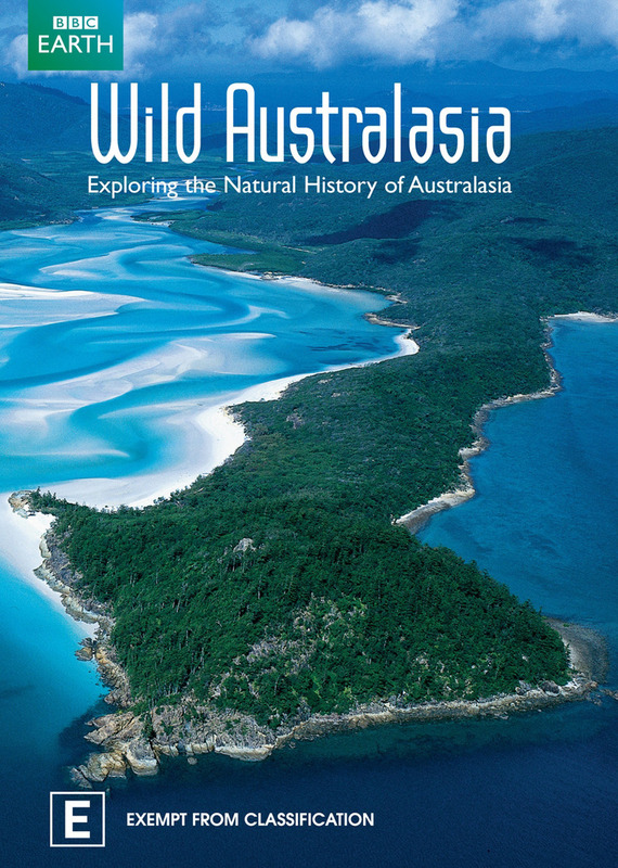 Wild Australasia on DVD