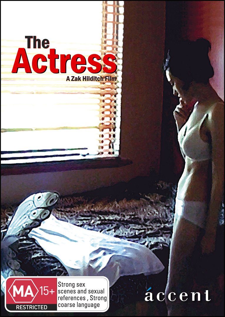 The Actress on DVD image
