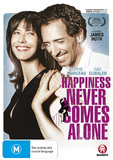Happiness Never Comes Alone DVD