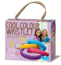 4M: Craft Cool Colour Wristlets