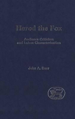 Herod the Fox by John A. Darr image