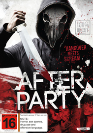 Afterparty on DVD