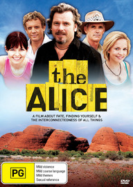 The Alice DVD