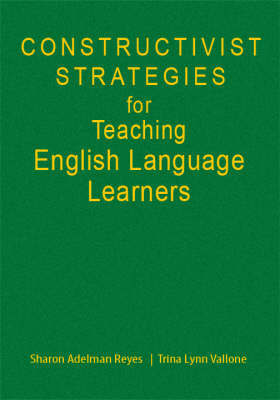 Constructivist Strategies for Teaching English Language Learners by Sharon Adelman Reyes image