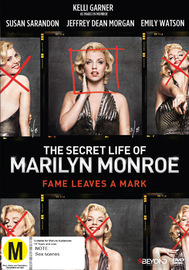 The Secret Life Of Marilyn Monroe on DVD