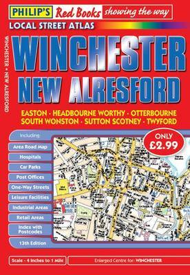 Philip's Red Books Winchester and New Alresford image