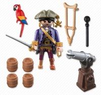 Playmobil: Pirates Captain (6684)