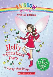 Holly the Christmas Fairy by Daisy Meadows image