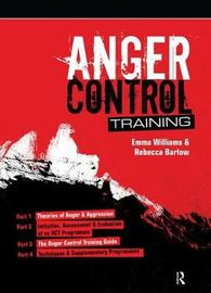 Anger Control Training by Emma Williams image