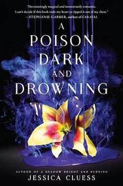 A Poison Dark and Drowning (Kingdom on Fire, Book Two) by Jessica Cluess image