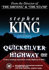 Stephen King's - Quicksilver Highway on DVD