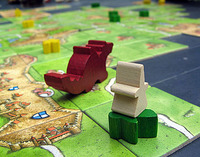 Carcassonne: The Princess and The Dragon Expansion