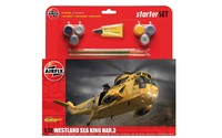 Airfix Westland Sea King HAR.3 Starter Set 1:72 Model Kit
