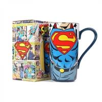 DC Comics: Superman Super Strength Latte Mug