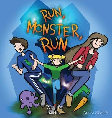 Run, Monster, Run by Andy Statia image