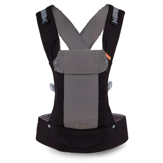 beco: Cool Gemini Baby Carrier - Black