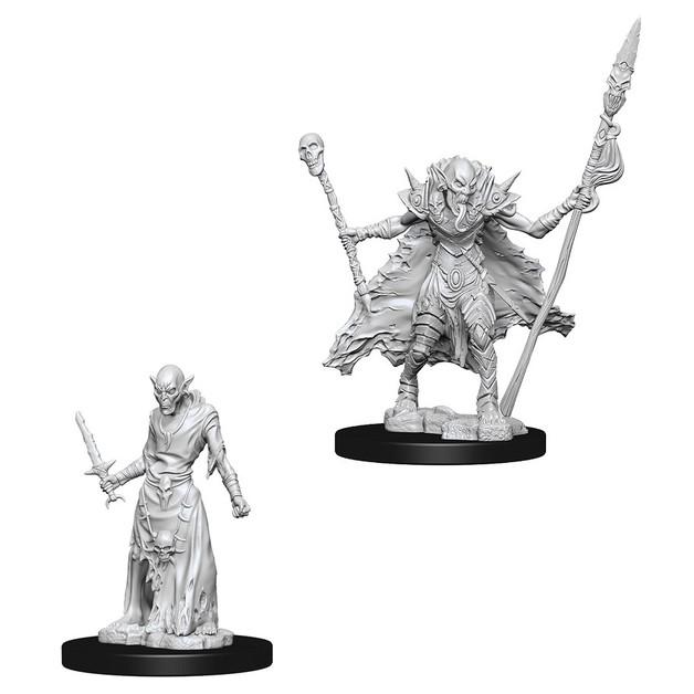 Pathfinder Deep Cuts: Unpainted Miniatures - Ghouls