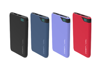 Cygnett: ChargeUp Boost 5,000 mAh- Red