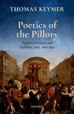 Poetics of the Pillory by Thomas Keymer image