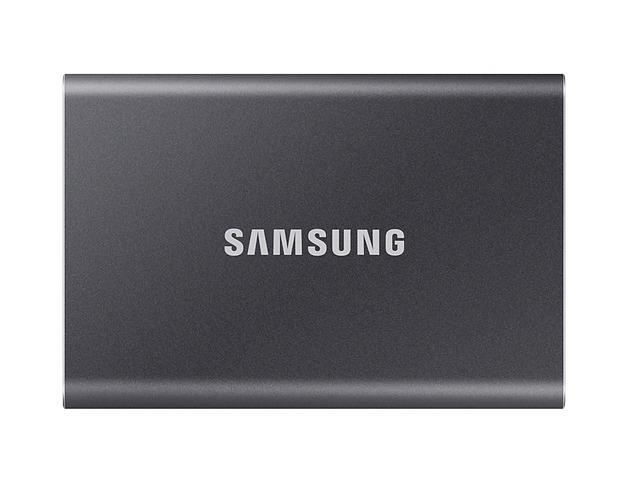 1TB Samsung Portable SSD T7 Grey