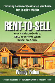 Rent-to-Sell by Wendy Patton