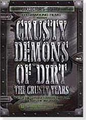Crusty Demons - The Crusty Years (Vol. 1-4) on DVD